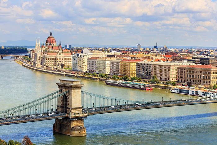 Budapest sightseeing tour Pest