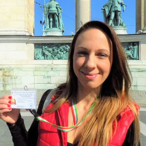licensed tour guide