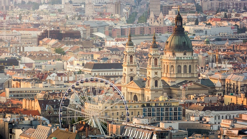 Budapest all in one day walking tour